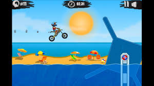 Moto X3M 5 Pool Party Full All 25 Levels | Pool party, Com games, Racing  games
