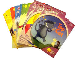 Oxford Reading Tree Songbirds Phonics Collection 36 Books