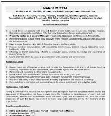 Careerana Resume Development Services Resume writing Samples First Naukri  Mid Career Senior Level Professional Sen. Professional Resume Sample