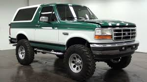 1996 Ford Bronco - YouTube