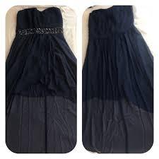Trixxi Formal Strapless Dress Size 5
