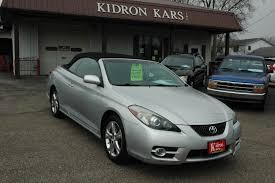 2007 Toyota Solara | Kidron Kars