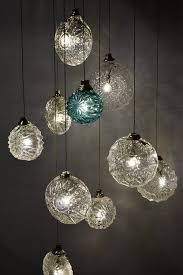 jellyfish hand blown glass pendant lights by the talented randy zieber imagine a cluster of 100 blown glass pendant lighting