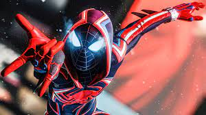 Spider-Man Miles Morales 2099 Suit HD ...