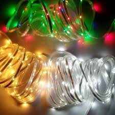 Compare Prices On Solar Rope Lights Outdoor Online ShoppingBuy Solar Rope Christmas Lights
