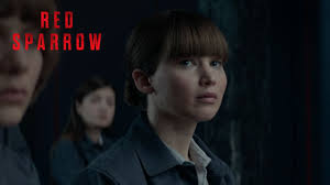 Red Sparrow | Sparrow School: The Art of Manipulation