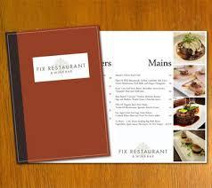 A La Carte Menu Template Top 37 Free Low Cost Restaurant Menu Templates