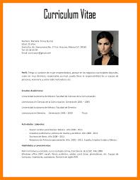 Modelo De Curriculum Vitae En Word Curriculum Vitae Formato Word Best Ideas Of Curriculum Vitae Formato
