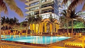w hotel south beach miami beach usa