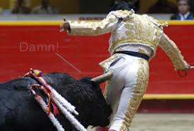bull fighting injuries. Wonderful Fighting Bullfighting Injuries Viewer Discretion  Nairaland  General To Bull Fighting Injuries G