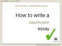 choose good classification essay topics essays blog while searching for good classification essay topics you must have selection criteria them here