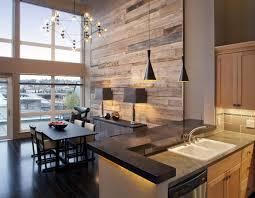 Holzwand Wohnzimmeresszimmerschlafzimmer Home Wandgestaltung
