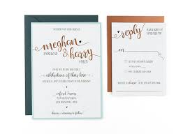 Wedding Invitation Card Template Rustic