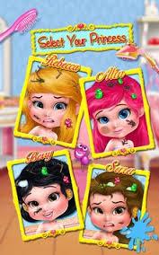 princess makeover s games apk screenshot