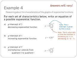 write the general equation for an exponential function jennarocca