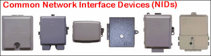 nid network interface device at t southeast forum faq some common examples are shown below as well as an open nid showing the customer access side a single entrance bridge network ebn module installed