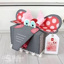 How To Decorate A Valentine Box Craft it Monday Valentine Treat Box with Shellye McDaniel 25
