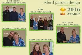 Small Picture Oxford Garden Design News Oxford Garden Design