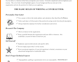 What Is Cover Letter Supposed To Look Like Shouldr An Internship