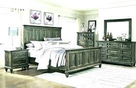 Distressed Wood Bed Wood Bed Set White Distressed Bedroom Furniture ...