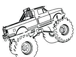 Mail Truck Coloring Page Luxury Coloring Truck Monster Jam Coloring