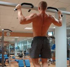 when doing the pull ups you have the option of a close grip or wide grip hand position with each variation hitting the back from diffe angles
