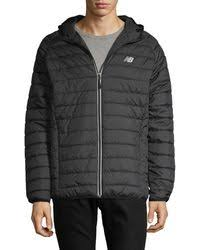 <b>New Balance Jackets</b> for Men - Up to 82% off at Lyst.com