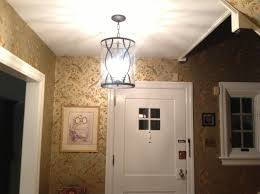 exquisite ceiling hanging lights with shade as modern foyer lighting ideas for low ceiling accent