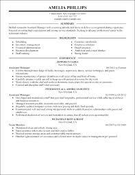 Restaurant General Manager Resume Sample Resume Ideas Fascinating Restaurant General Manager Resume