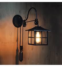 japanese style lighting. Japanese Style Wall Light - Hoshi Lighting