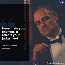 The Godfather Quotes Which Are Powerful And Compelling Moodswag