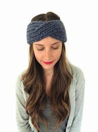 Knitted Headband Pattern Fascinating Hide Untamed Hair With Knit Headband Patterns