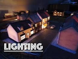skale lighting. how to install hornby skale lighting