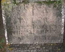 Eula Tyler (1890-1905) - Find A Grave Memorial