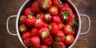 The health benefits of strawberries | BBC Good Food
