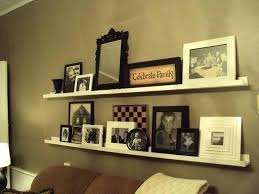 wall shelf behind sofa floating shelves shelves above couch ideas condo on floating shelf plans for wall shelf behind sofa