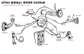 1974 cb550 wiring diagram 1974 auto wiring diagram database kz400 minimal wiring diagram on 1974 cb550 wiring diagram