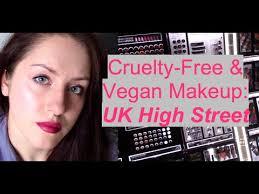 free vegan makeup brands on british highstreet e ping with me