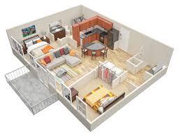 2 bedroom loft. Two Bedroom \u2022 Bath W/Balcony   1210 Sq Ft 2 Loft O