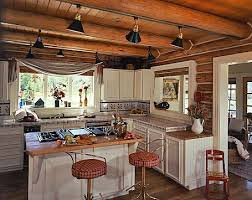 Interior lighting for homes Living Room Track Lighting In Log Home Rvupgrades Practical Lighting Tips For Log Homes