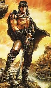 Conan the Barbarian - Robert Howard novels - Character Profile -  Writeups.org