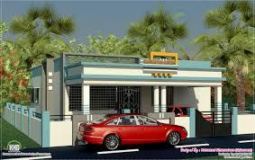 New Home Design  Tamilnadu style single floor home designsingle floor Tamilnadu house
