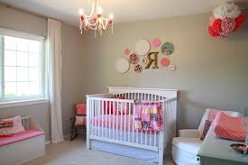 Decoration Room For Baby Girl Unbelievable Baby Girl Rooms Decorating Ideas Kidstrackus
