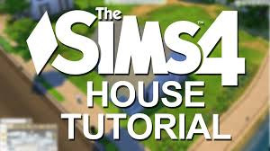 Small Picture The Sims 4 Tutorial Building A Starter House YouTube