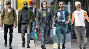 Born august 10, 1971) is an american actor, producer, director, and screenwriter. Justin Theroux Street Style Fashion Style 2021 Striking Attractive Youtube