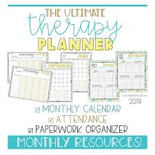 The 2019 Ultimate Therapy Planner Blog Tools To Grow Inc
