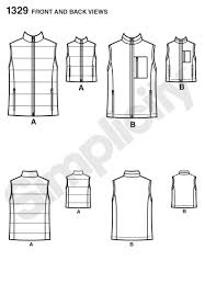 Mens Vest Pattern Free Amazing Decorating