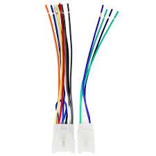 upstart components replacement radio wiring harness for 2009 toyota upstart components upstart components replacement radio wiring harness for 2009 toyota corolla xrs sedan 4