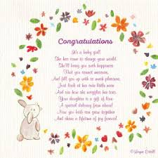 Congratulations It S A Baby Girl