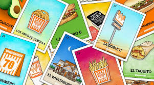 * draw cards every 2 ~ 20 seconds * activate or deactivate sung cards * view card history by sliding from left to right Whataburger Loteria